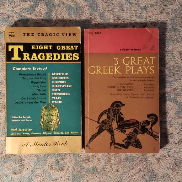 Vintage: Tragedies & Plays